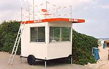 DLRG-Wachstationen