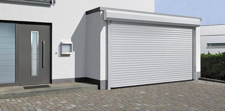 rolltore garagentore bauelemente hansa baustahl. Black Bedroom Furniture Sets. Home Design Ideas