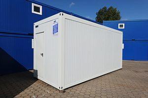 Bürocontainer für Schulen